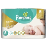 Подгузники Pampers Premium Care Junior S5 44 шт