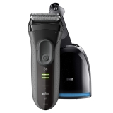Бритва BRAUN SHAVER 3050CC BLK/RED BOX EE