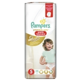 Тусики Pampers Premium Care №5  Junior 40