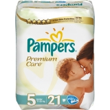 Подгузники Pampers Premium Care Junior S5 21 шт