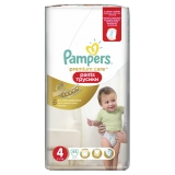 Трусики Pampers Premium Care №4  Maxi 44 шт